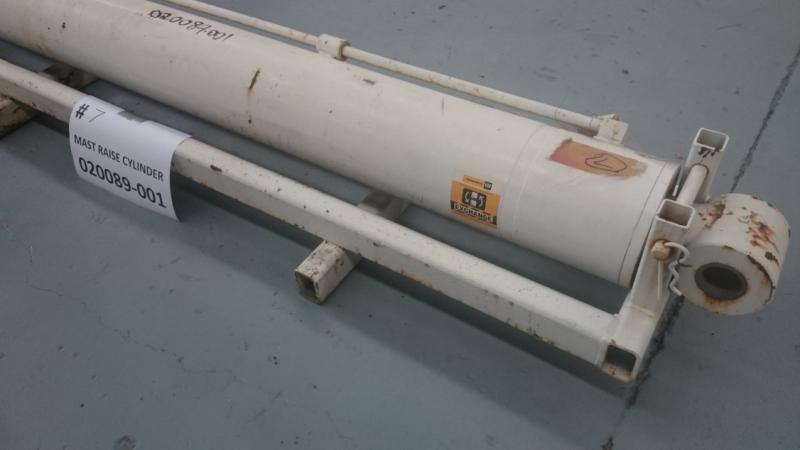 Sandvik 020089 001 mast raise cylinder for sale