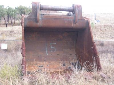 Terex RH170 Bucket Bucket