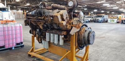 Komatsu SSA12V159 Complete Engine