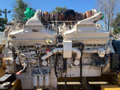 Cummins CPL3451 QSK60 Complete Engine