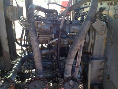 Hitachi 4439383 Swing Motor