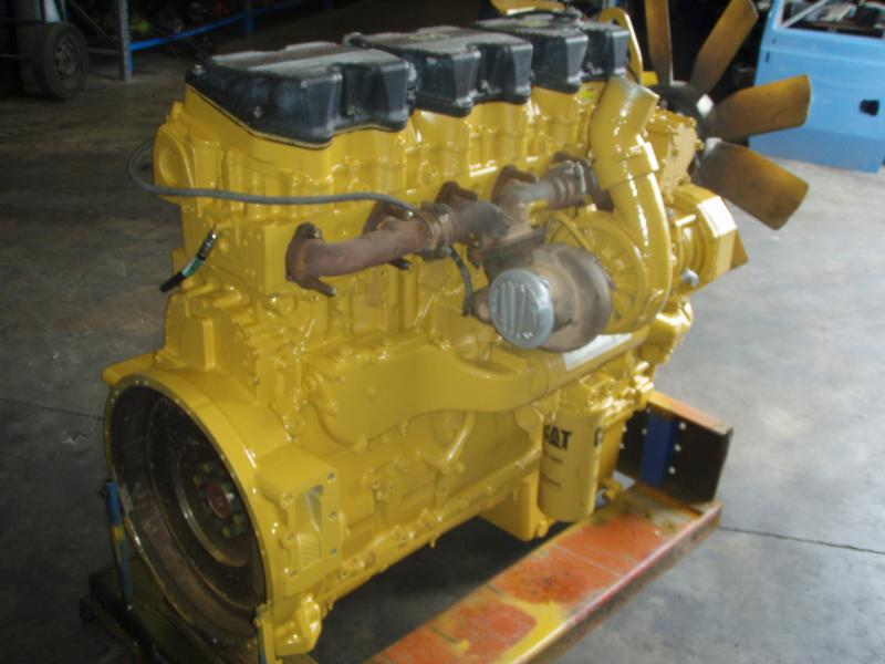 Caterpillar C15 Rebuild 6nz Engine For Sale