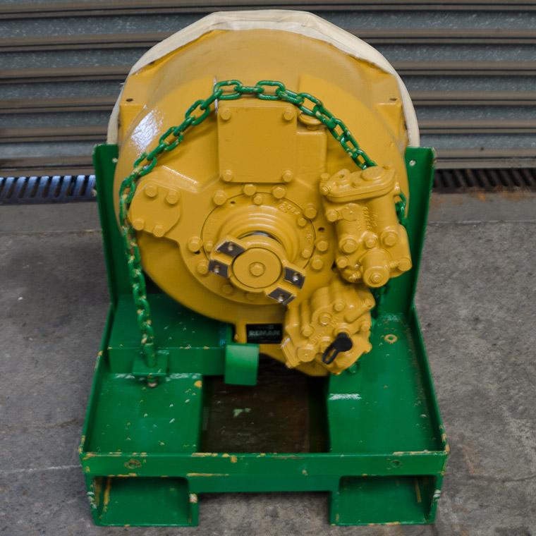 Caterpillar 6y3945 torque converter for sale