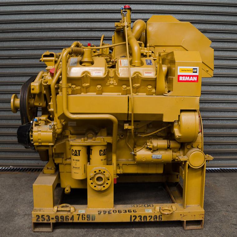 Caterpillar 3408 engine block for sale