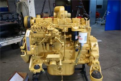 Komatsu S6D102E-1 Off-Highway Engine | Specifications, Components