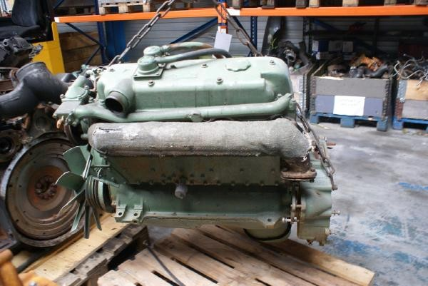 Om 352 complete engine for Mercedes benz rebuilt engines