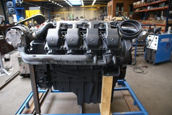 on Mercedes Engine Serial Number Location