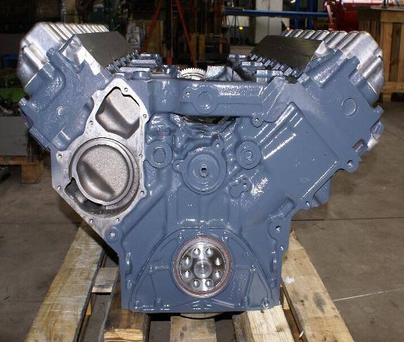 Om444la complete engine for Mercedes benz v8 engines