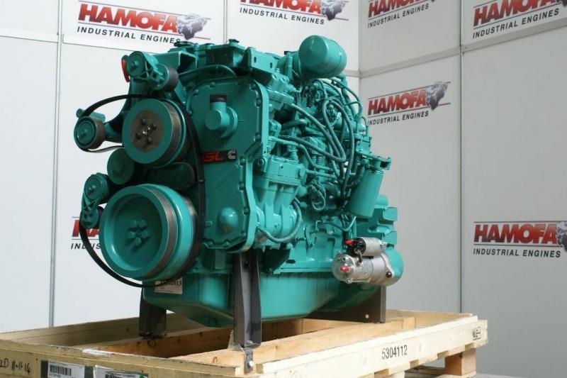 Cummins Qsl9 Engine For Sale