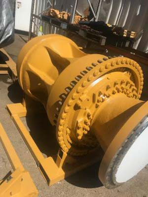 Caterpillar 198-1904 Axle