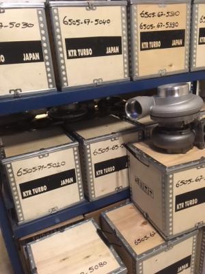 2016 Komatsu 6505-67-5080 Turbo Charger