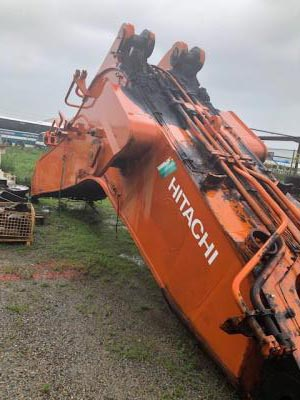 Hitachi 5005390 Implements