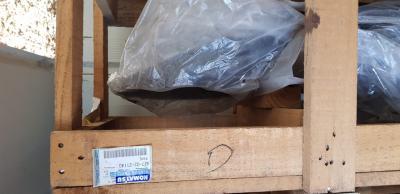 Komatsu 427-02-21140 Exhaust pipe