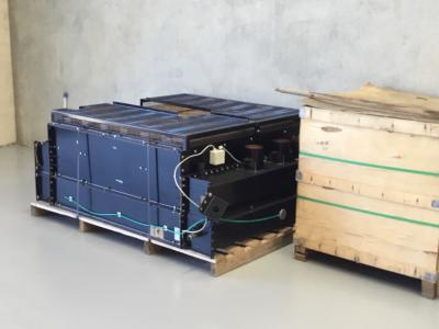 MTU 12V2000 Complete Engine