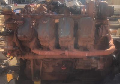 Scania DC16 074A Complete Engine