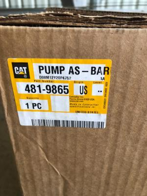 Caterpillar 481-9865 Part