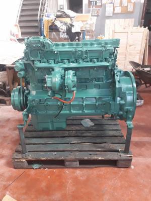 2021 Volvo 11410957 Complete Engine